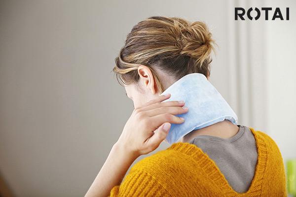 روشهای تسکین درد گرفتگی گردن