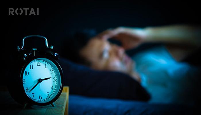 ماساژ برای بی خوابی